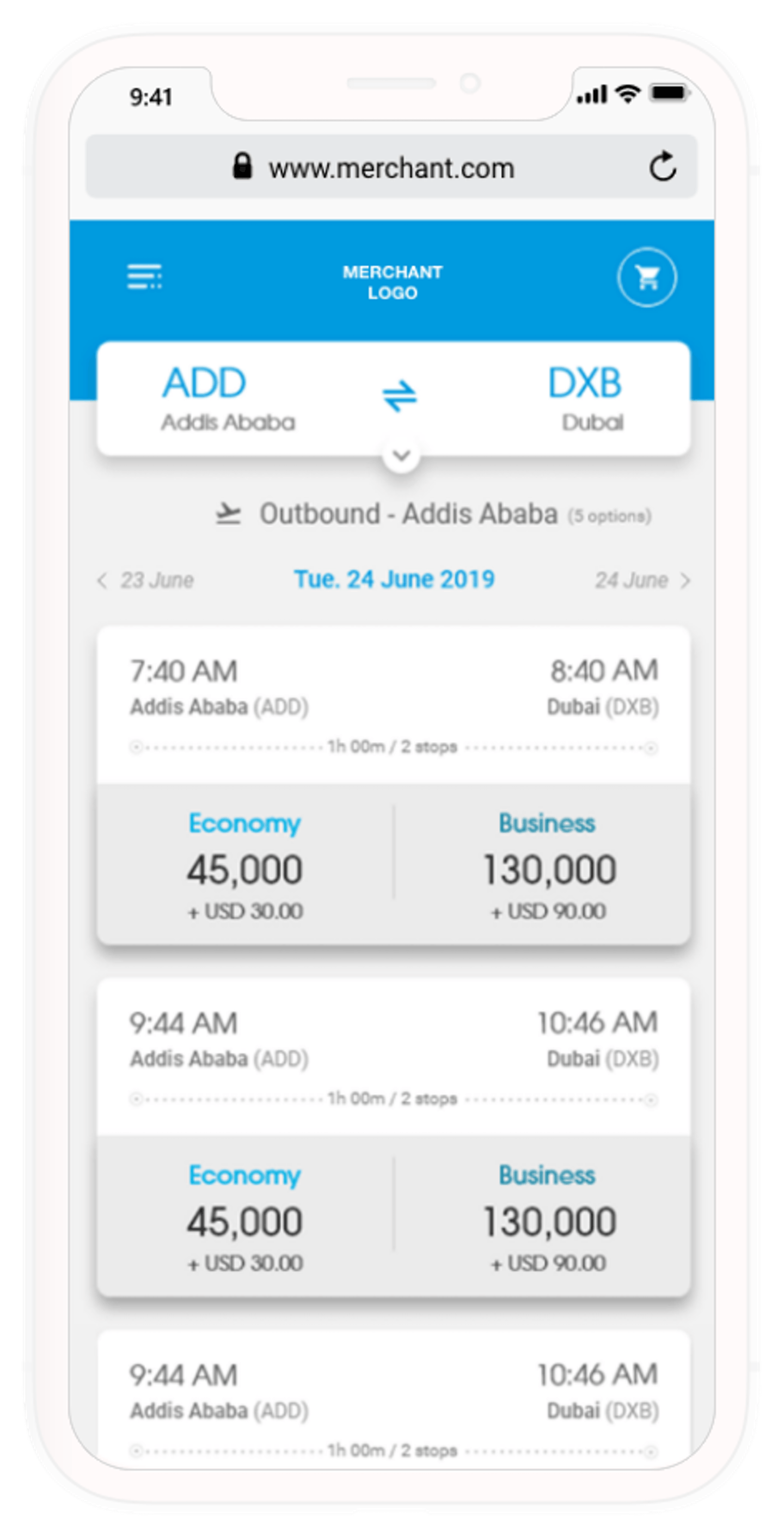 ADC Pay Loyalty Points Mobile