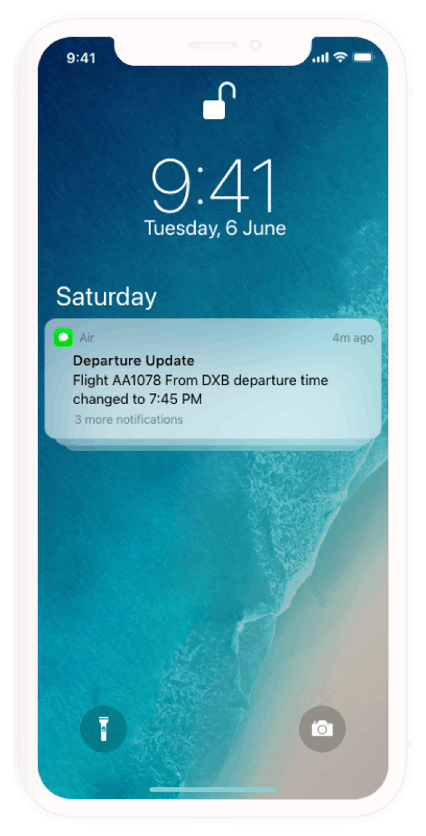 ADC Serve Travel Information Mobile