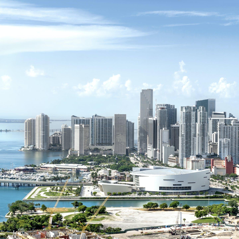 Miami in the USA
